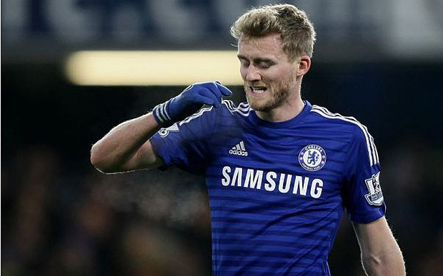 Jose Mourinho and Andre Schurrle the life after Chelsea