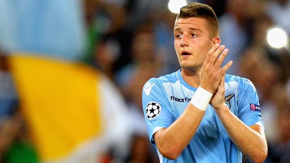 Lazio fix  Sergej Milinkovic-Savic price at 50M pound