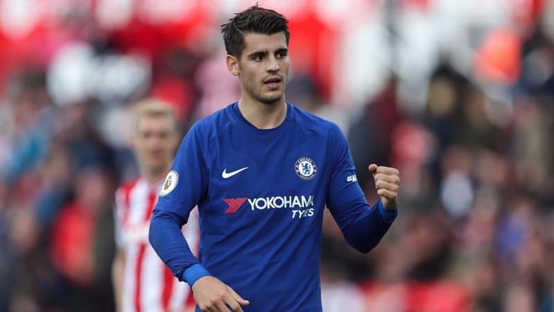 Alvaro Morata has been Chelsea's best signing this season.