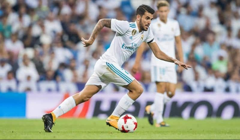 Arsenal, Spurs enter race for Real's Dani Ceballos2