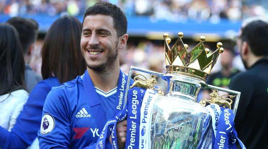 Eden Hazard was the catalyst of Chelsea's Premier League campaign last season