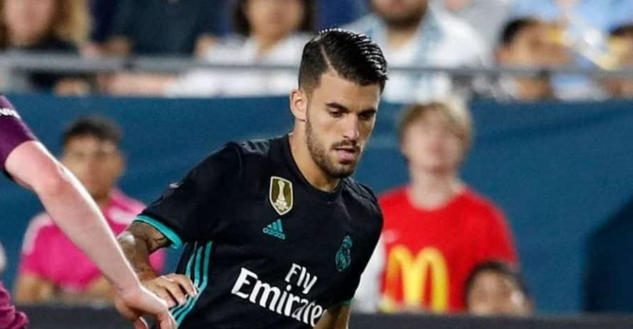 Arsenal and Tottenham 'enter race for Real Madrid starlet Dani Ceballos'