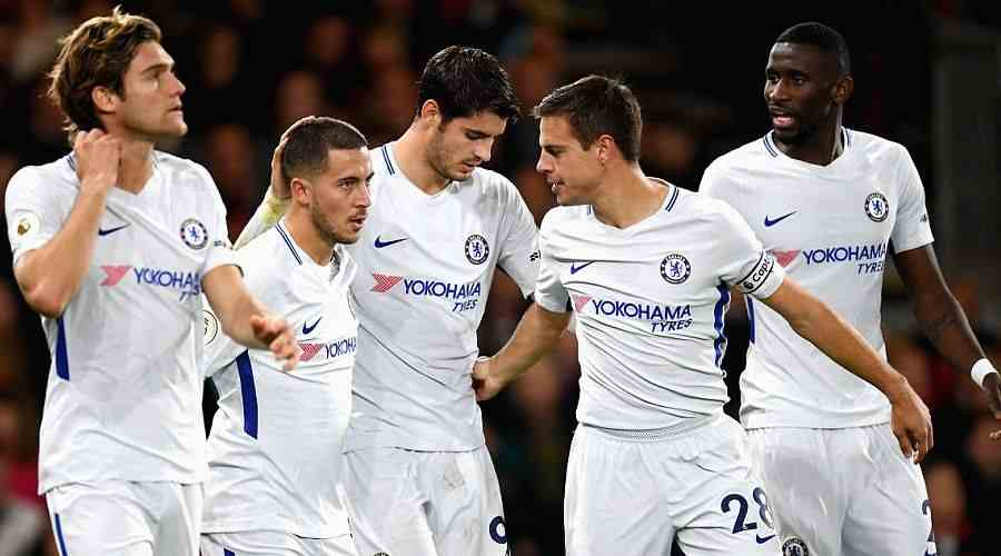 Antonio Conte says Chelsea's form is not getting the recognition it deserves
