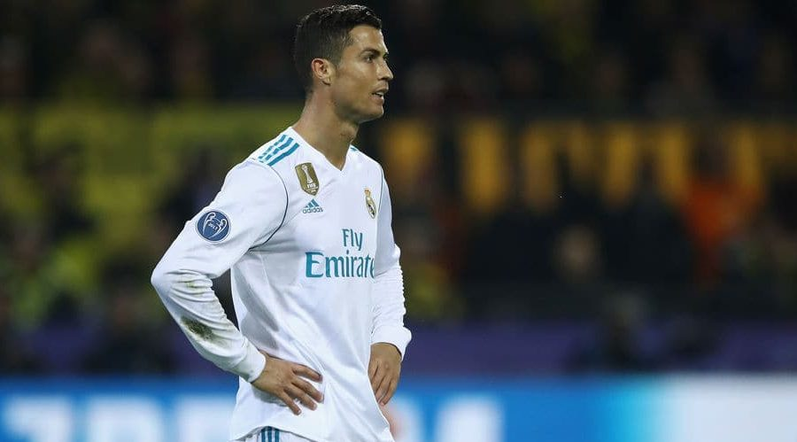 Madrid Afraid of Losing a Player Because of Ronaldo
