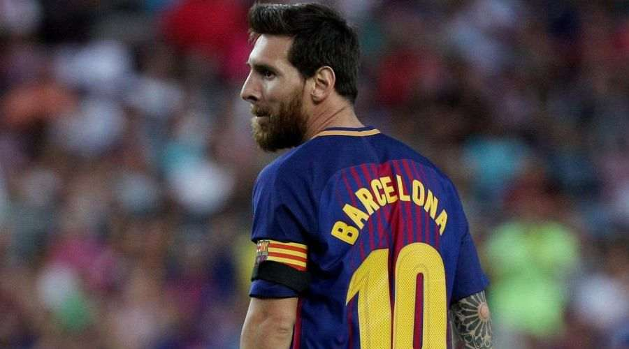 Messi reacts to Valverde dropping him against Sporting Lisbon, Juventus — Champions League