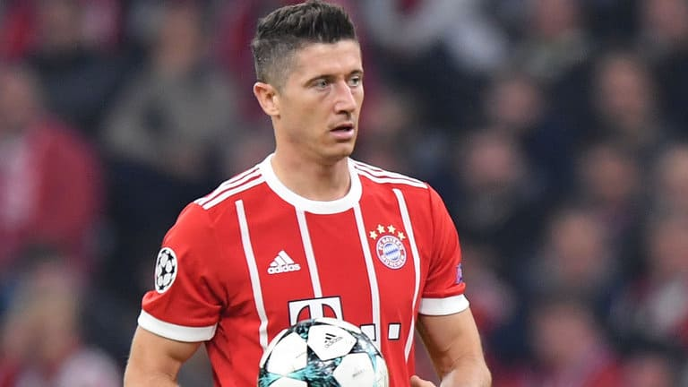 Lewandowski strikes as Bayern open nine-point gap