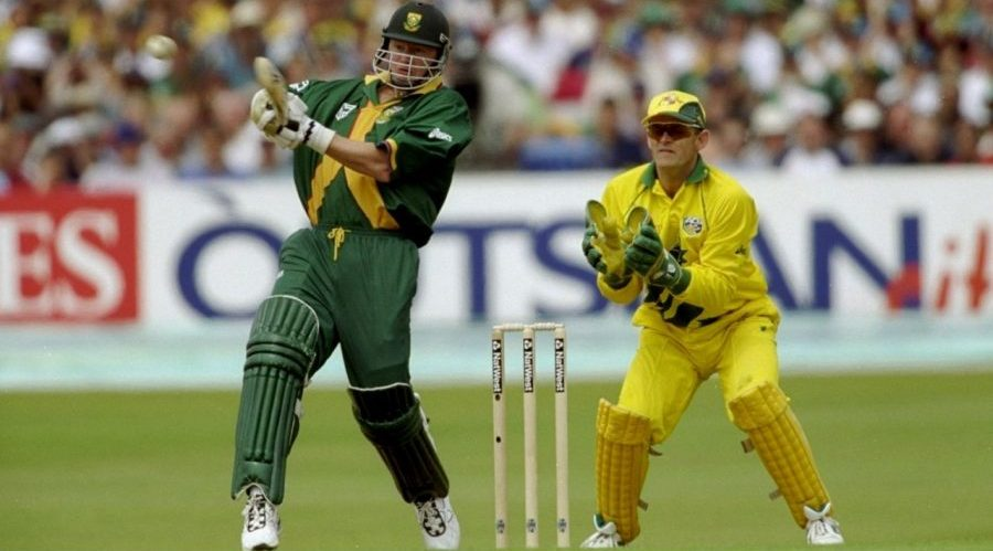 Lance Klusener was the Man of the Series in World Cup 1999