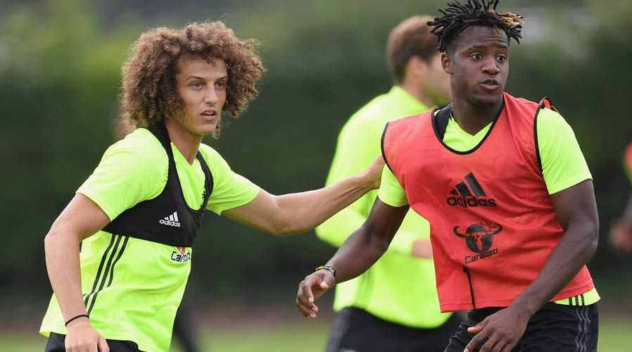 Antonio Conte opens up about Michy Batshuayi at Chelsea this season