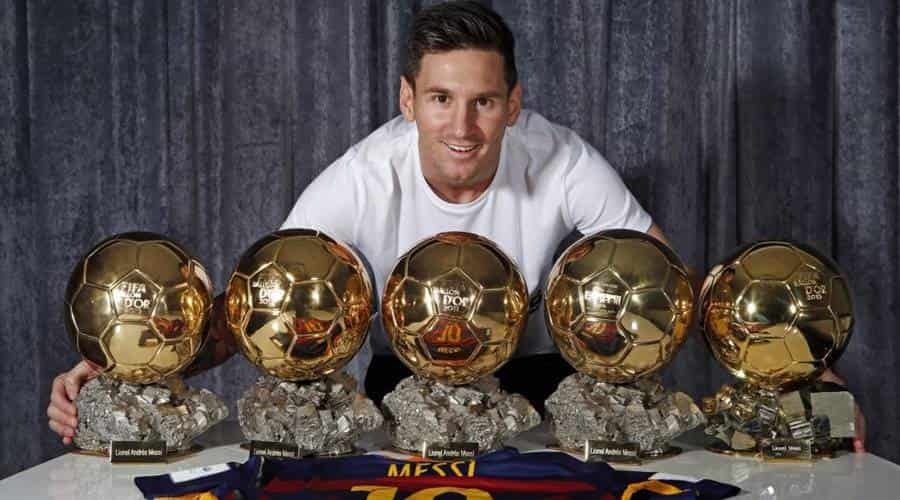 Lionel Messi: Titles With Barcelona More Important Than Sixth Ballon d'Or