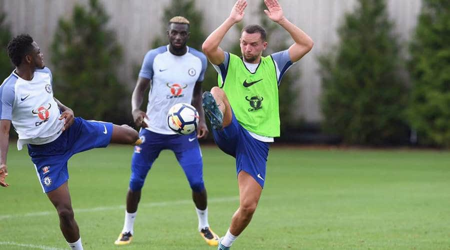 Conte explains why Baba Rahman will be allowed to leave on loan