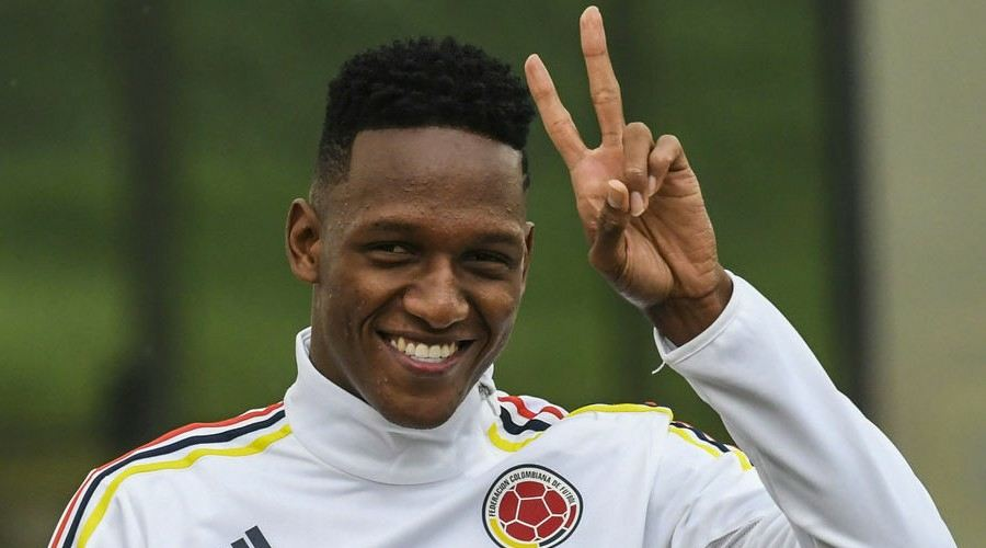Yerry Mina: Joining Barcelona means indescribable pride