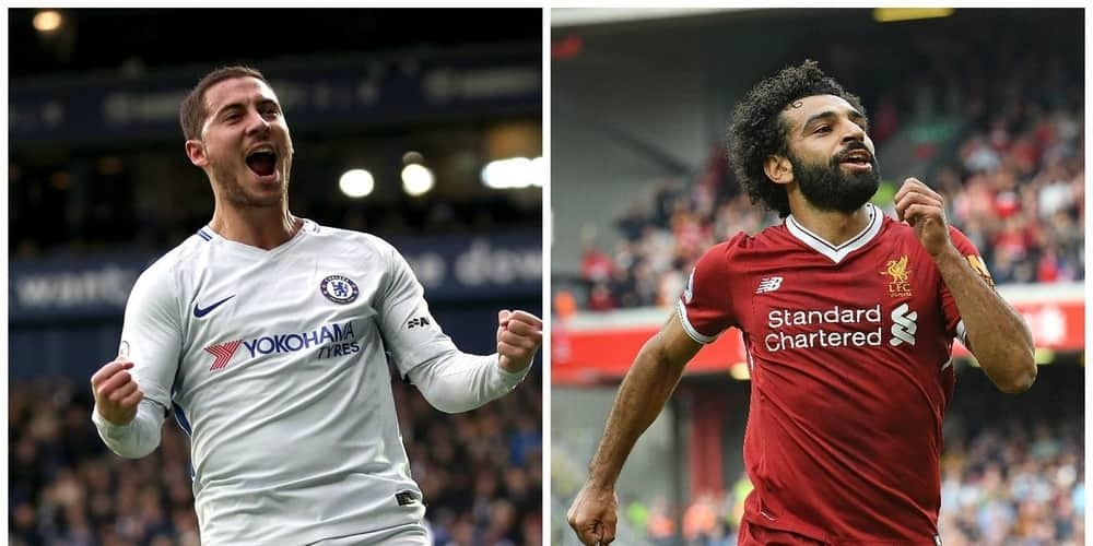 Mohamed Salah responds to Real Madrid rumours