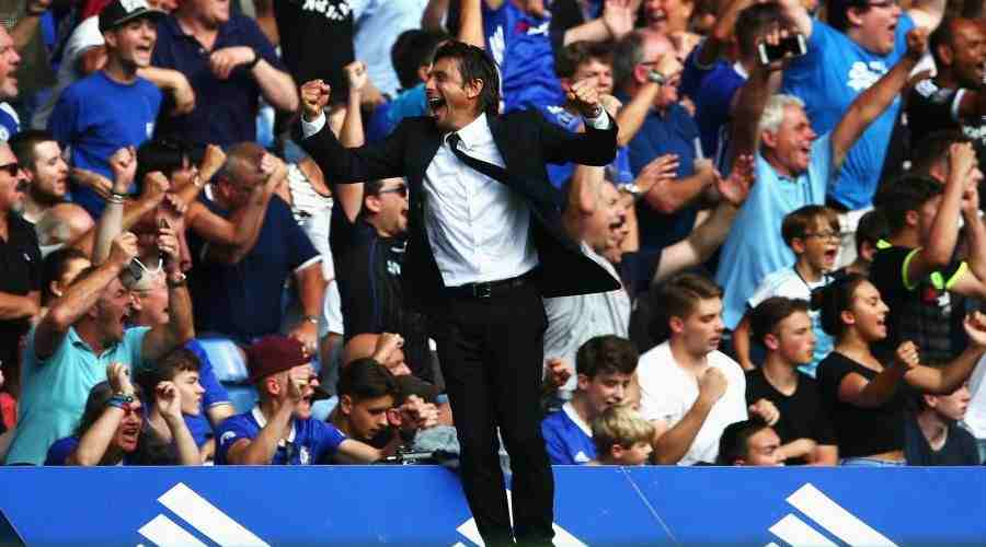 Antonio Conte fuels Jose Mourinho row