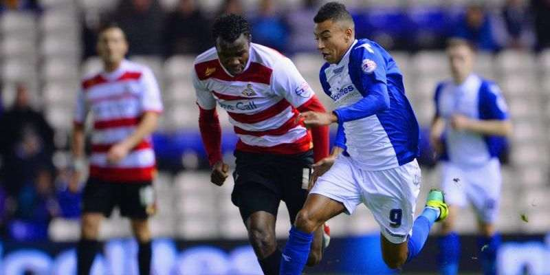 Jesse first impressed at Birmingham City