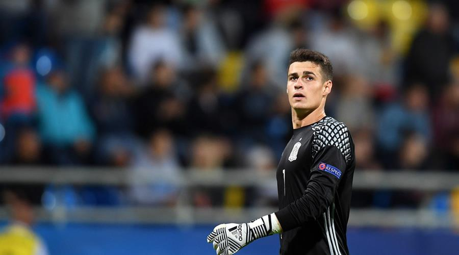 Kepa has been a rock at the back for Athletic Bilbao