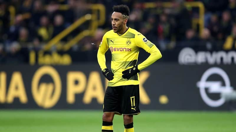 How Arsenal could line up with Aubameyang & Mkhitaryan
