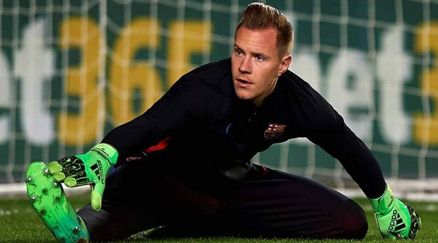 Ter Stegen: Barca Are Better Without Neymar