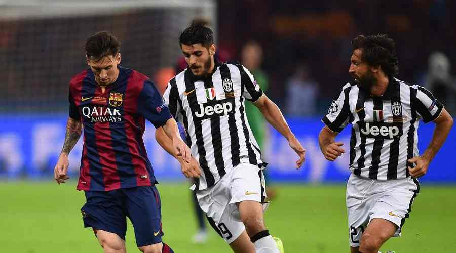 Lionel Messi can't be stopped, says Chelsea striker Alvaro Morata