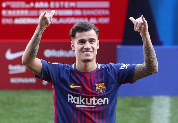 Philippe Coutinho recommends a Samuel Umtiti replacement to Barcelona