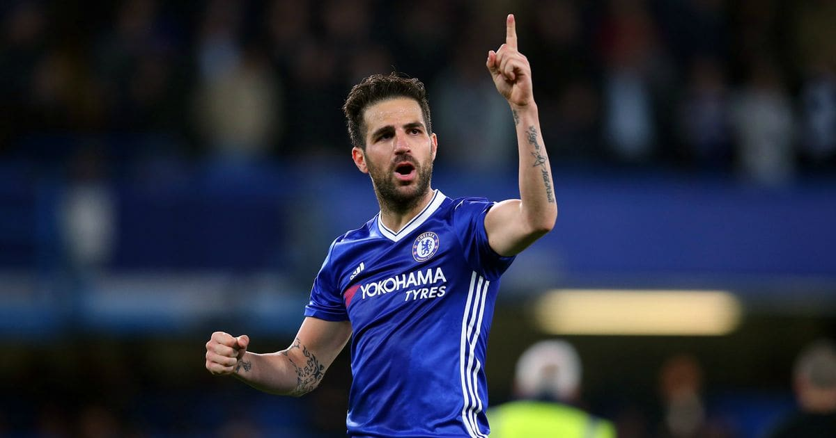 Cesc Fabregas says Chelsea must be wary of timeless Andres Iniesta