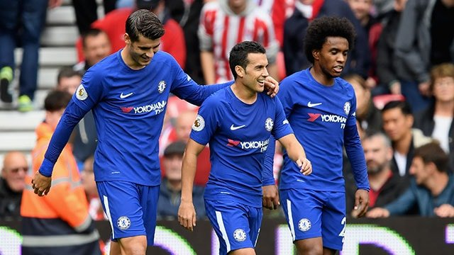 Chelsea vs Barcelona: Conte speaks ahead of clash