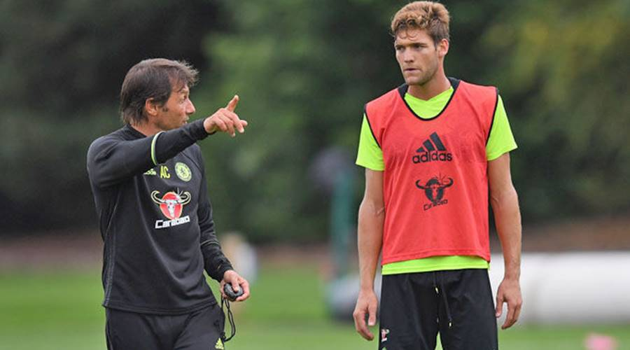 Marcos Alonso: 'Chelsea had attitude problem at Manchester City'