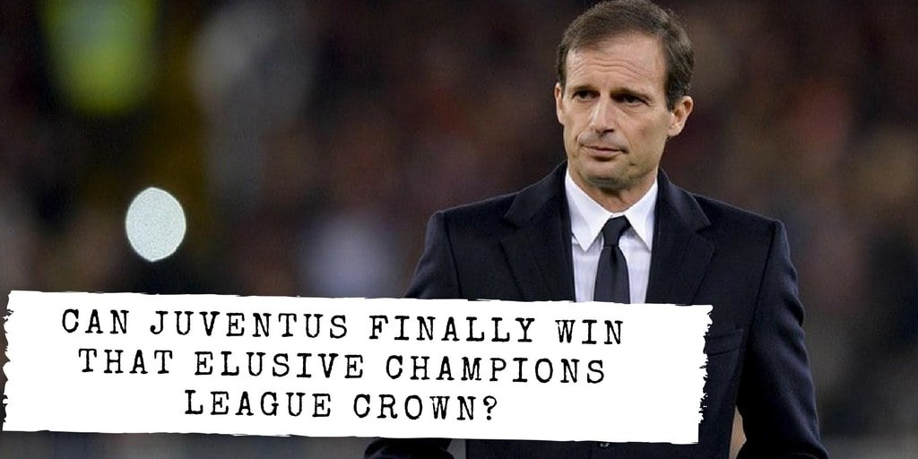 Juventus manager tips Real Madrid to win third straight Champions League title