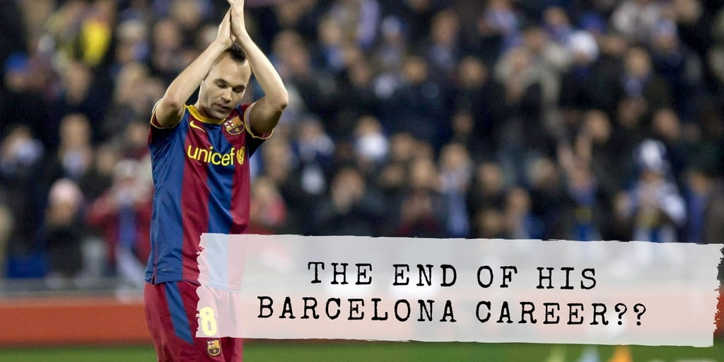 Barcelona need Andres Iniesta to stay, says Marc-Andre ter Stegen