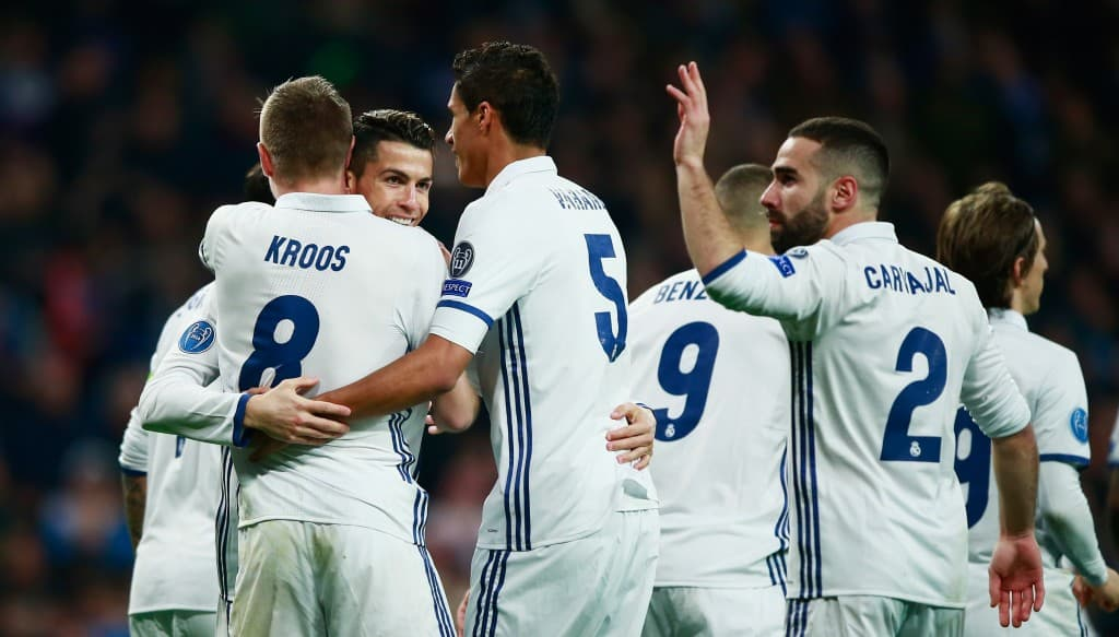 Real Madrid duo targeted by Premier League giants