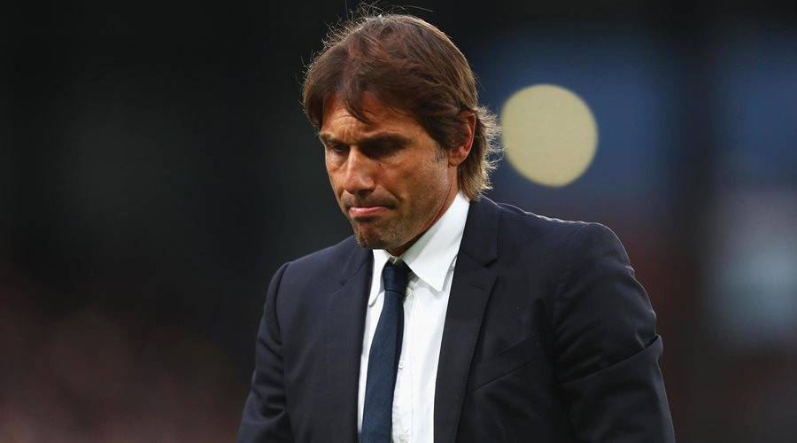 Misfiring strikers continue to give Antonio Conte cause for concern