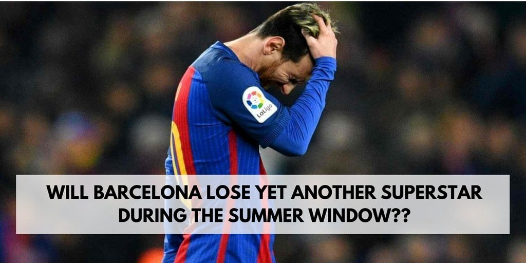 Lionel Messi warns the Barcelona board about a serious transfer warning