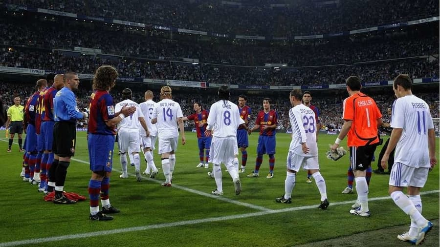 Real Madrid Star Gives Surprising Verdict About Guard Of Honor For Barcelona