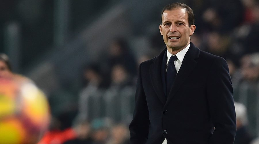 Massimiliano Allegri the man Gunners' fans want