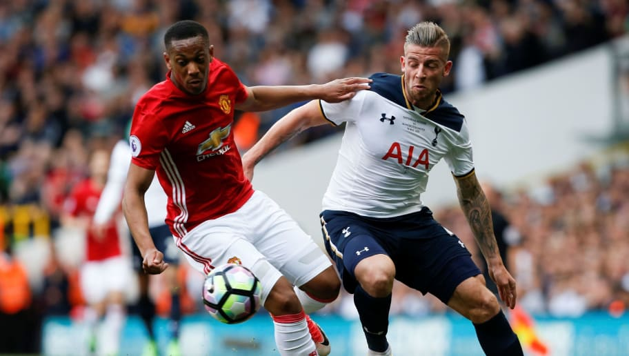 Toby Alderweireld set to spurn Man United and remain at Tottenham