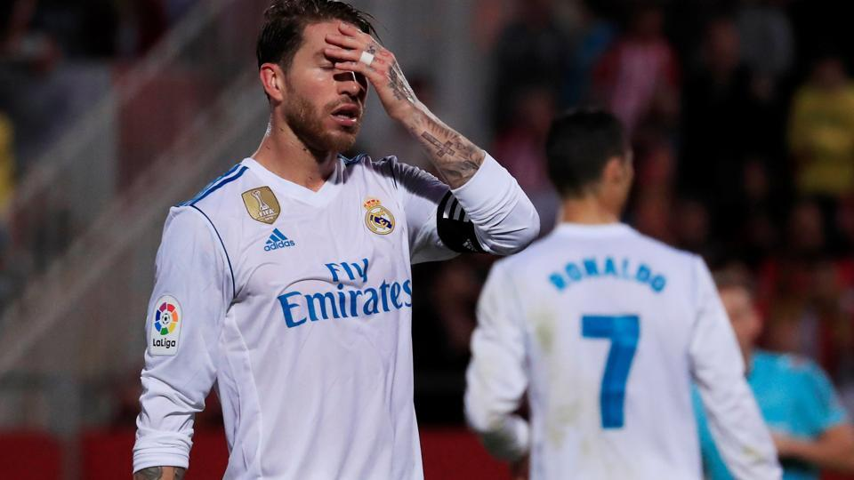 Real Madrid superstar could miss El Clasico after suffering a long term injury