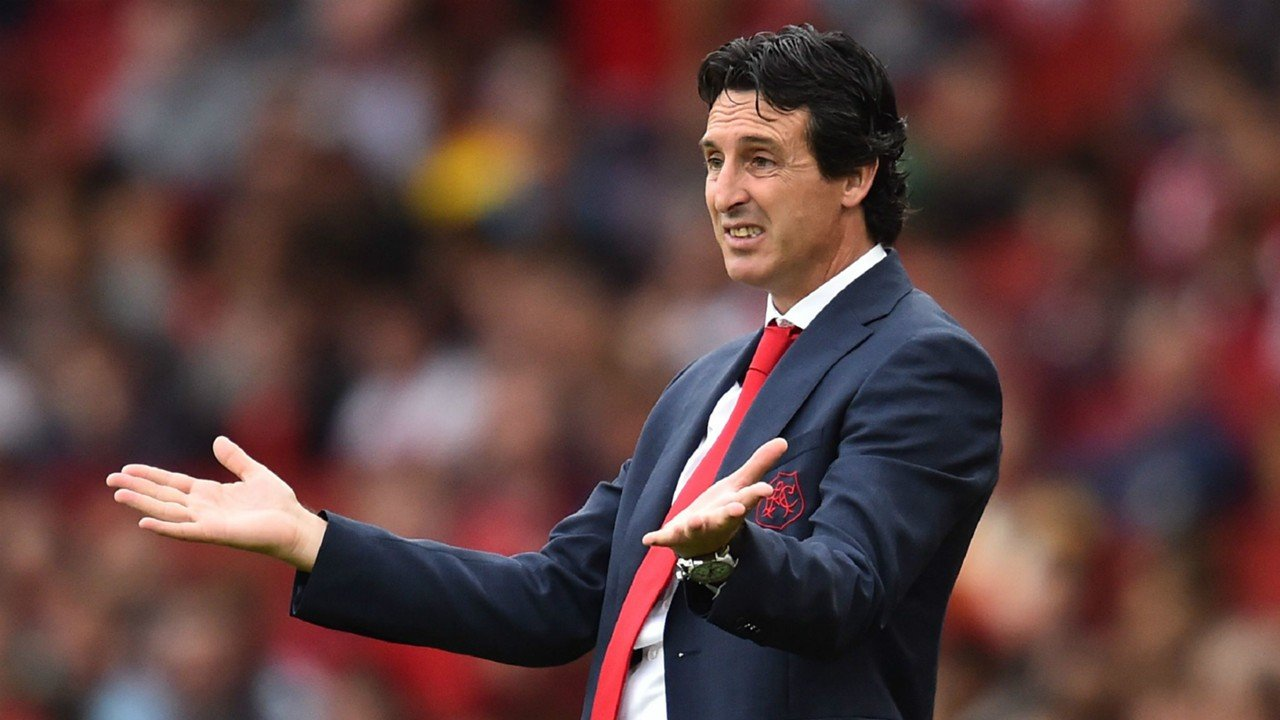 Arsenal could need to buy centre-back in January window - Unai Emery