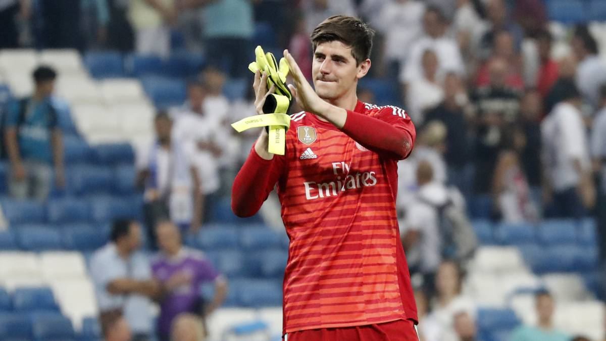 Star man says Chelsea are better off without Courtois