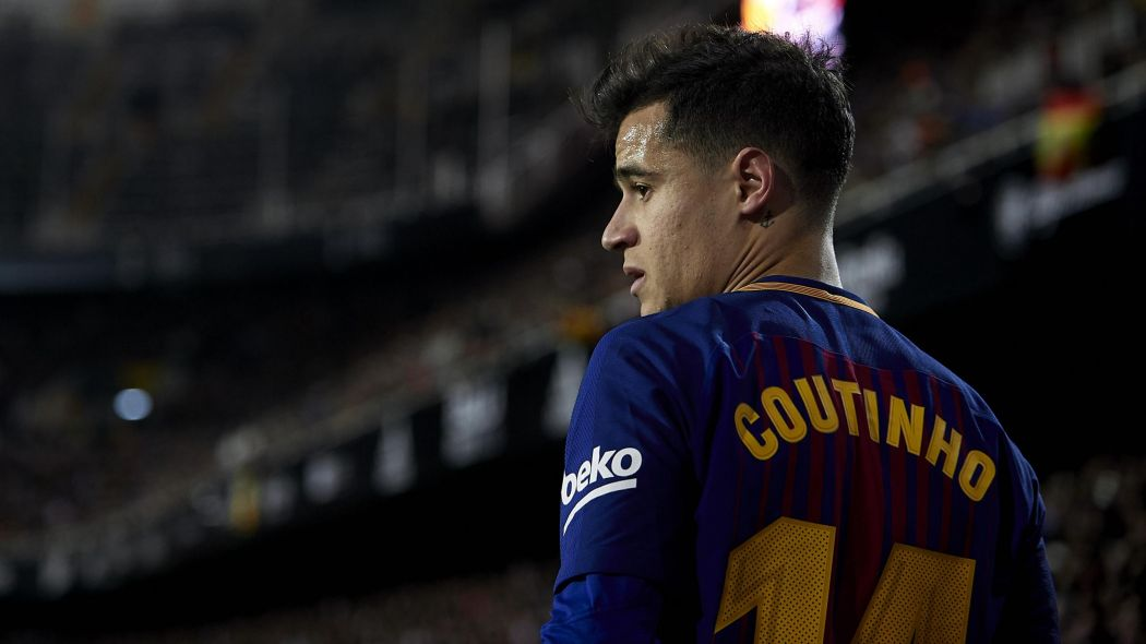 Revealed: Barcelona not happy with club record signing Philippe Coutinho