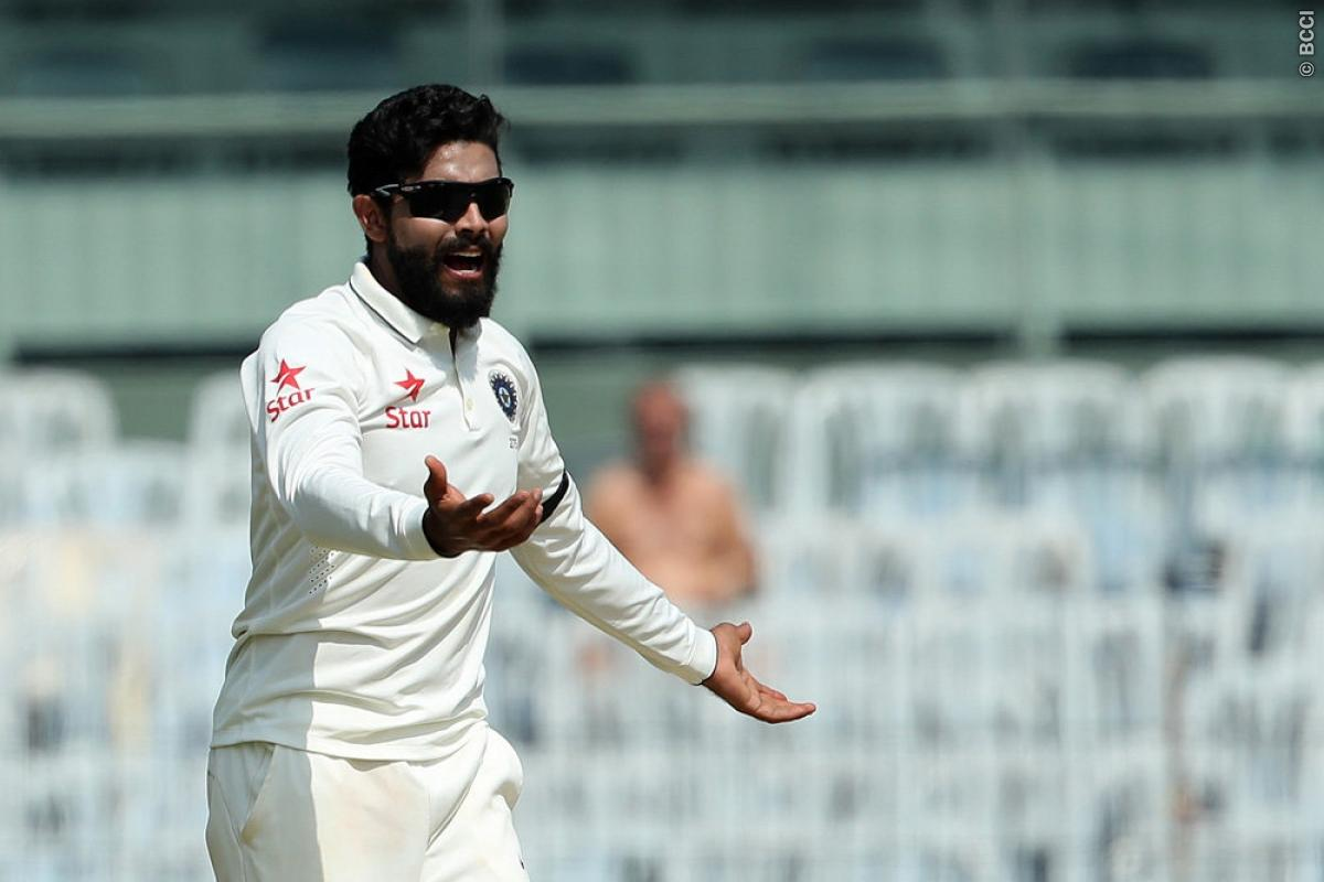 Ravindra Jadeja creates a MASSIVE record even Don Bradman failed to achieve