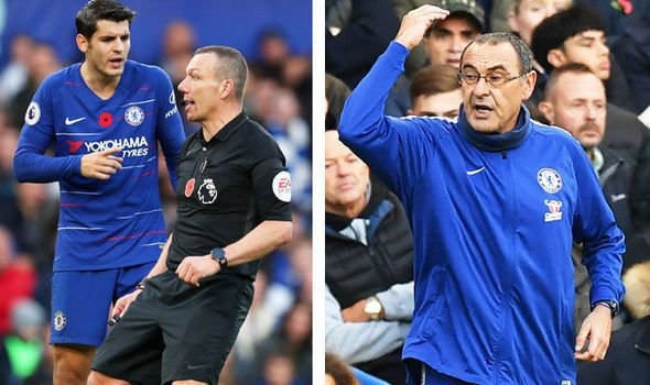 Maurizio Sarri title race admission will have Man City fans LAUGHING