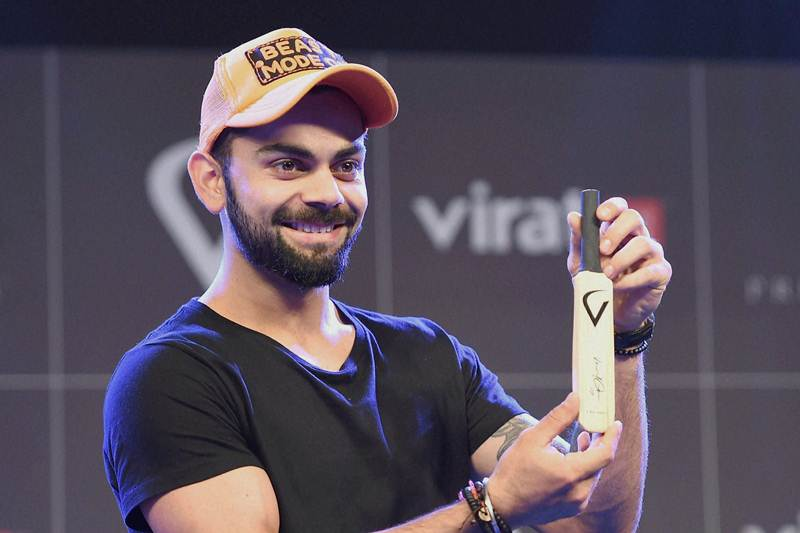 Virat Kohli Launches Limited Edition Phone And App