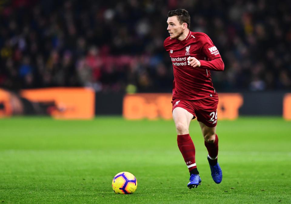 Andy Robertson makes a detailing of Liverpool's PL triumph in his book.