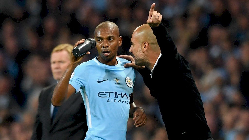 Man City 4 points behind after shock home loss to Palace