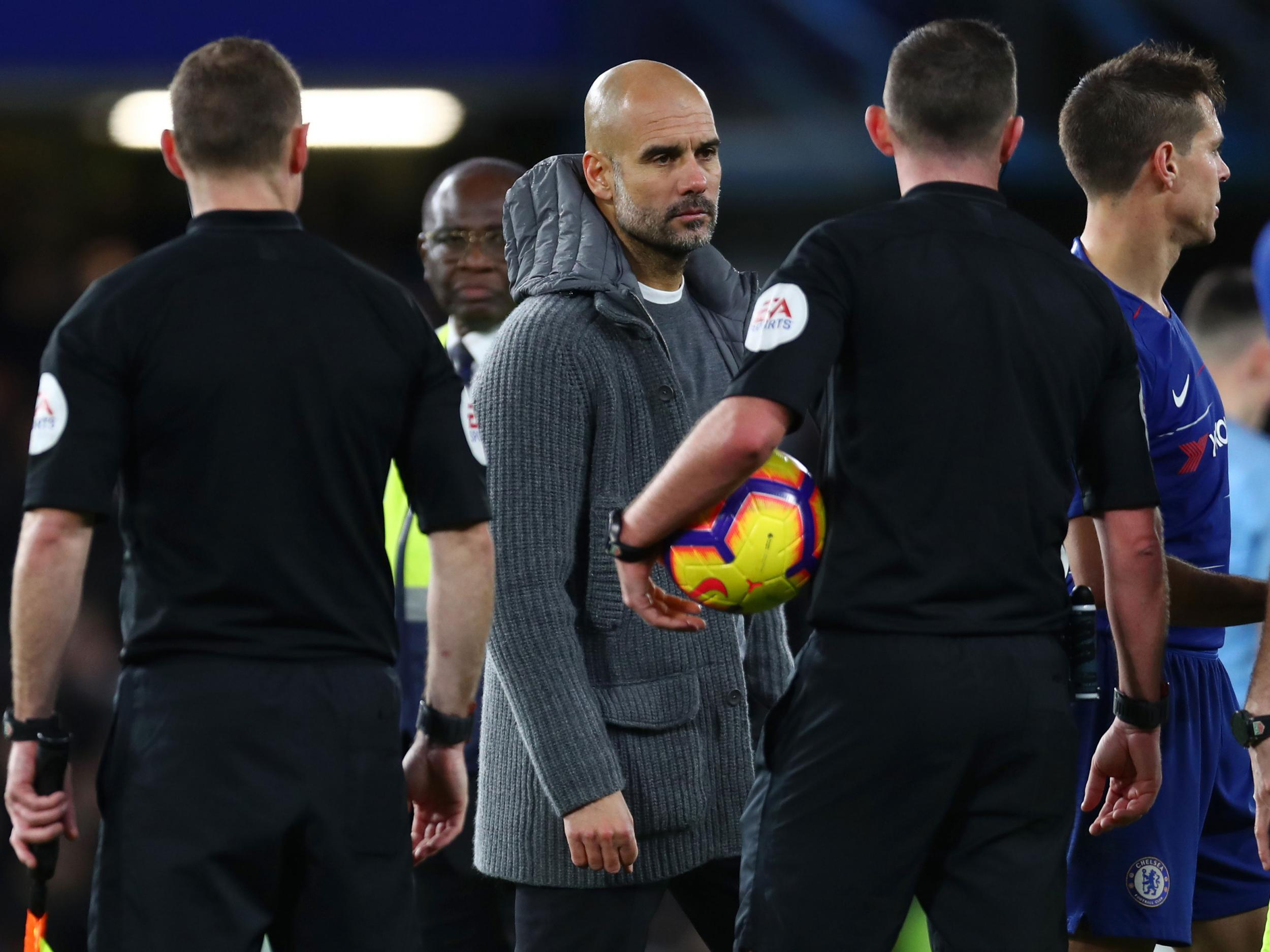 Chelsea Vs Man City: Pep Guardiola Angered By Chelsea Coach After Losing At