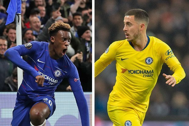Chelsea FC hatch plan for Callum Hudson-Odoi