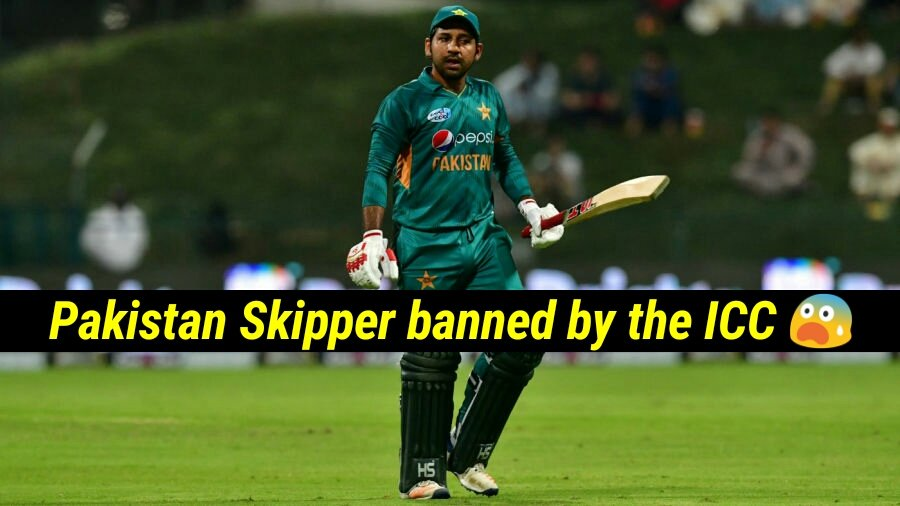 Anti Racism Charge Sarfraz Ahmed Banned For 4 Matches: JUST IN: ICC Give Its Final Verdict On Pakistan Skipper