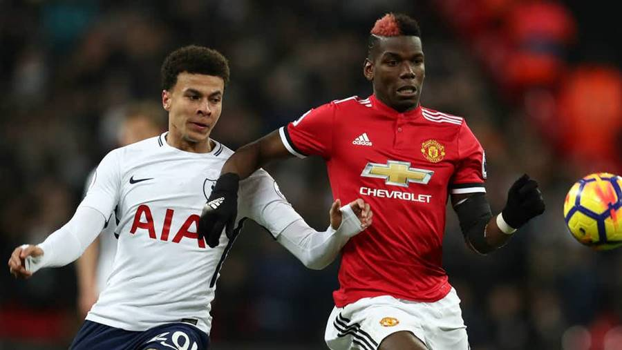 Tottenham prepare new bid for Manchester United Midfielder