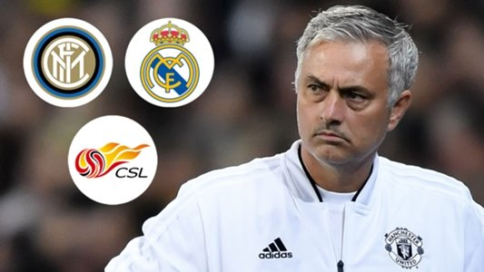 Real Madrid open talks with Jose Mourinho