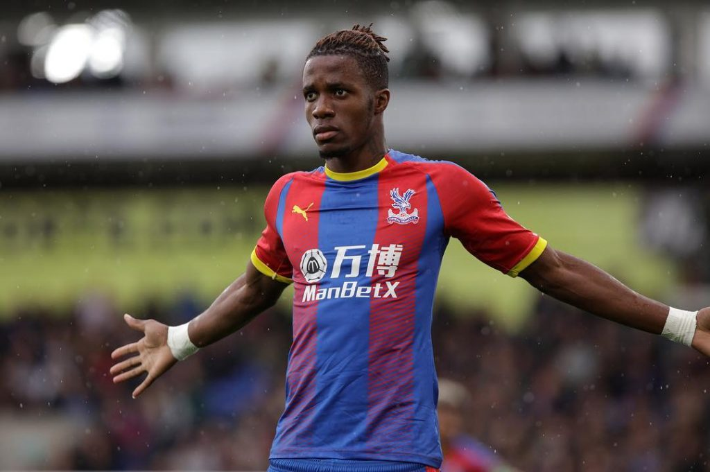 Zaha is keen to make a move away from Crystal Palace this summer.