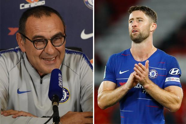 Chelsea players 'stunned' by Maurizio Sarri's decision to shun this player!